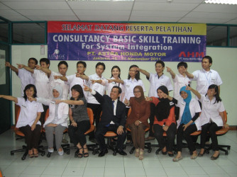 TRAINING AHM- BASIC CONSULTATIVE SELLING FOR PBA &