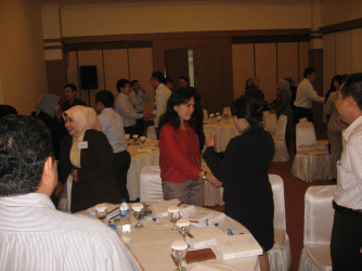 TRAINING BNI BANDUNG- MAXIMIZING PROSPECTING & NET