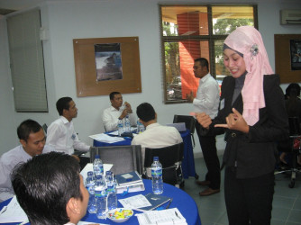PUBLIC CLASS TRAINING - POWERFUL SELLING & NEGOTIA